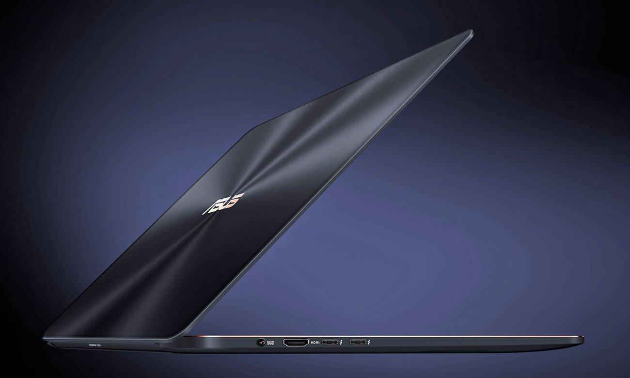 ASUS ZenBook Pro 15 UX550GE Testy dla zapewnienia najlepszej jakości