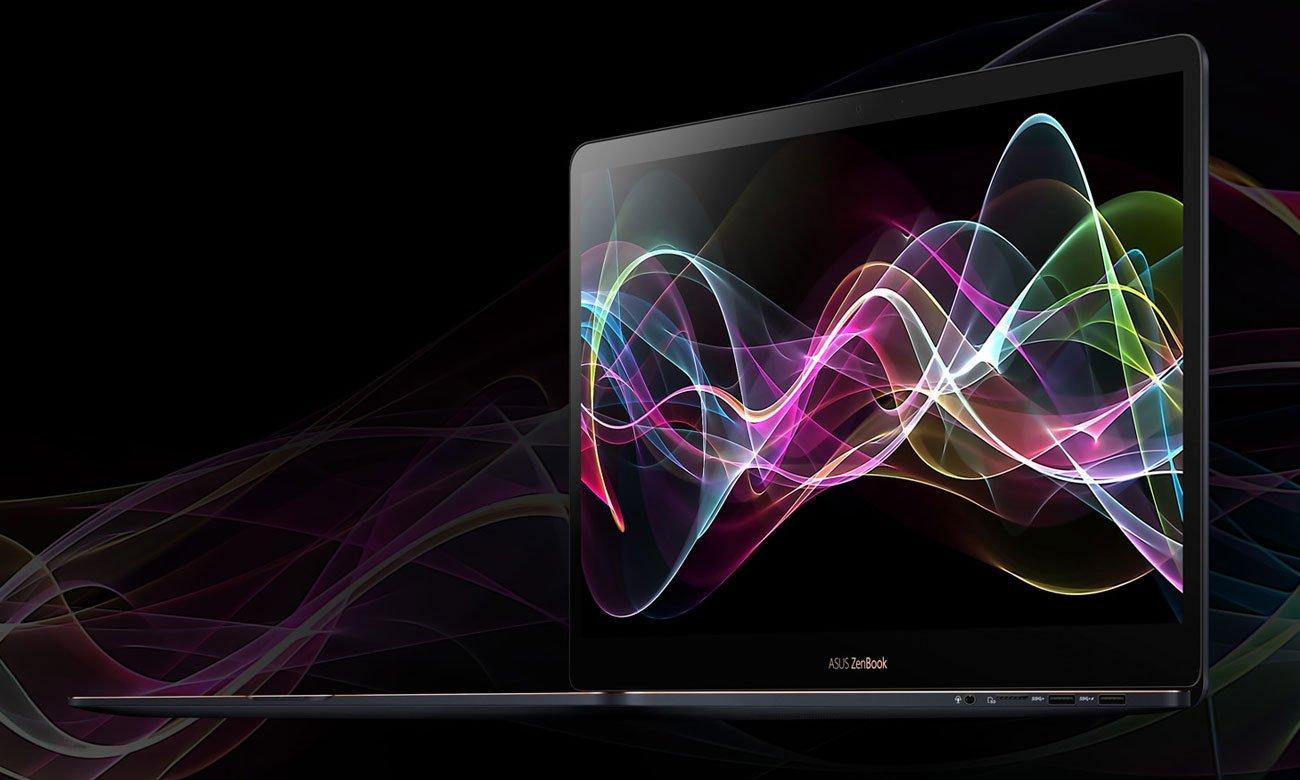 ASUS ZenBook Pro 15 UX550GE Procesor Intel Core i7 ósmej generacji
