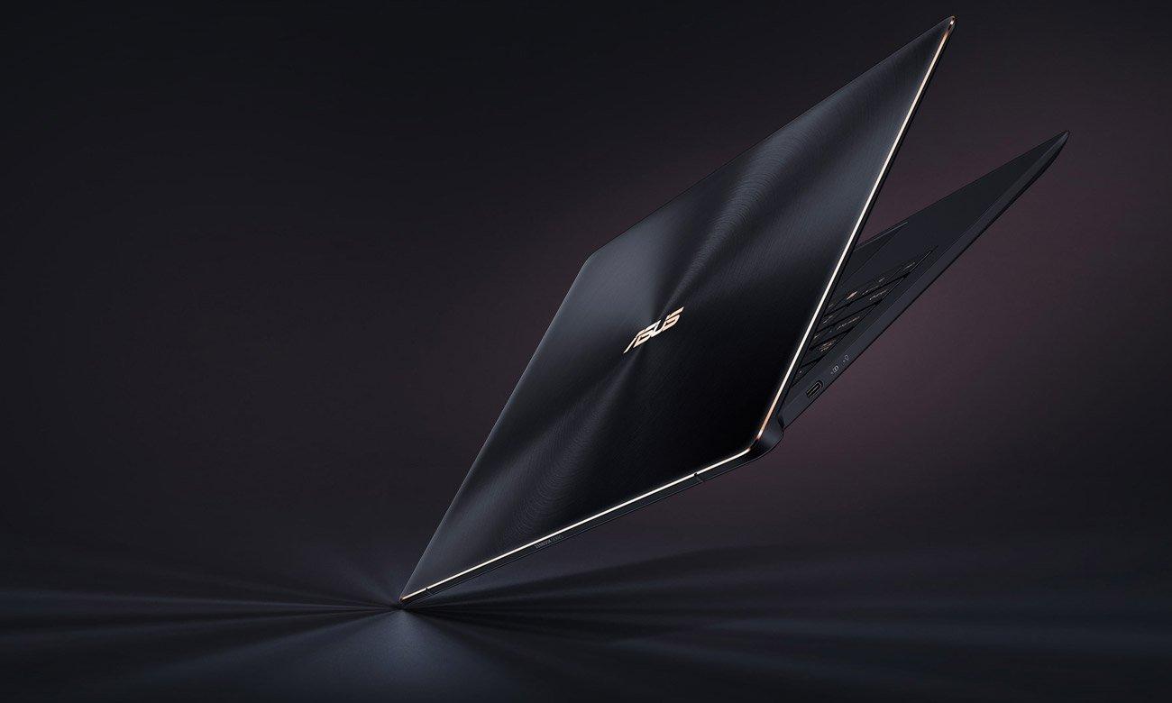 ASUS ZenBook S UX391UA Seria S na nowo definiuje smukłość