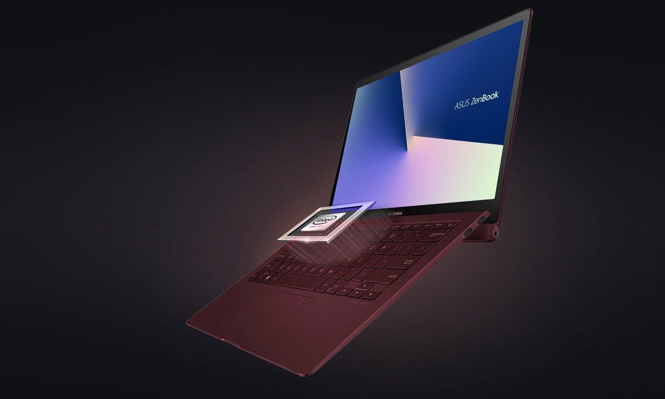 ASUS ZenBook S UX391UA Procesor Intel Core i5 8-ej generacji