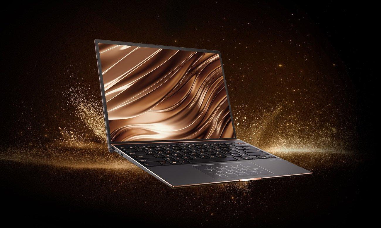 Бизнес-ноутбук ASUS ZenBook UX393EA