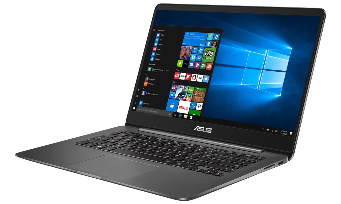 ASUS ZenBook UX430UA intel core i5 ósmej generacji