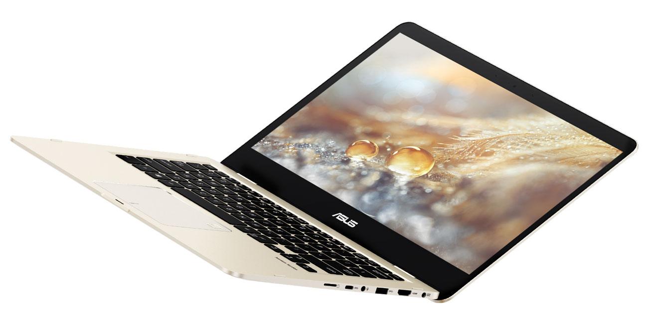ASUS ZenBook Flip 14 UX461UN Smukły, stylowy i wyrafinowany