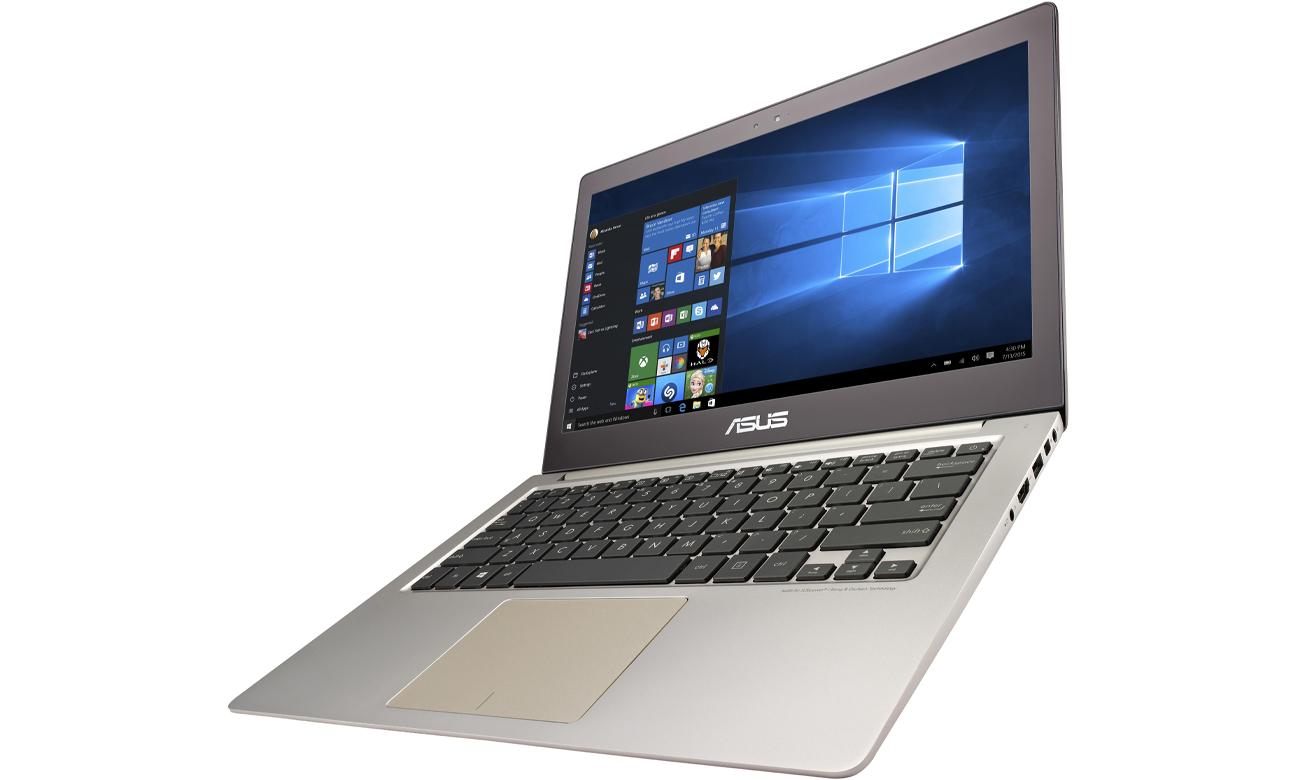 ASUS ZenBook UX303UB karta graficzna NVIDIA GeForce efekty graficzne
