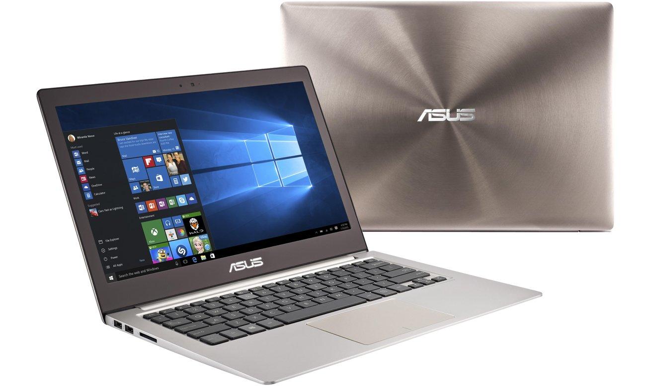 ASUS ZenBook UX303UB szybkie wifi 802.11ac