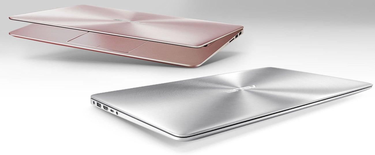 Procesor Intel Core i5 siódmej generacji w ASUS ZenBook UX410UA