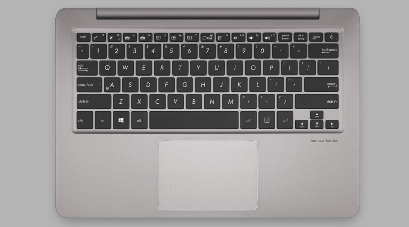 touchpad i klawaitura w ASUS ZenBook UX410UA