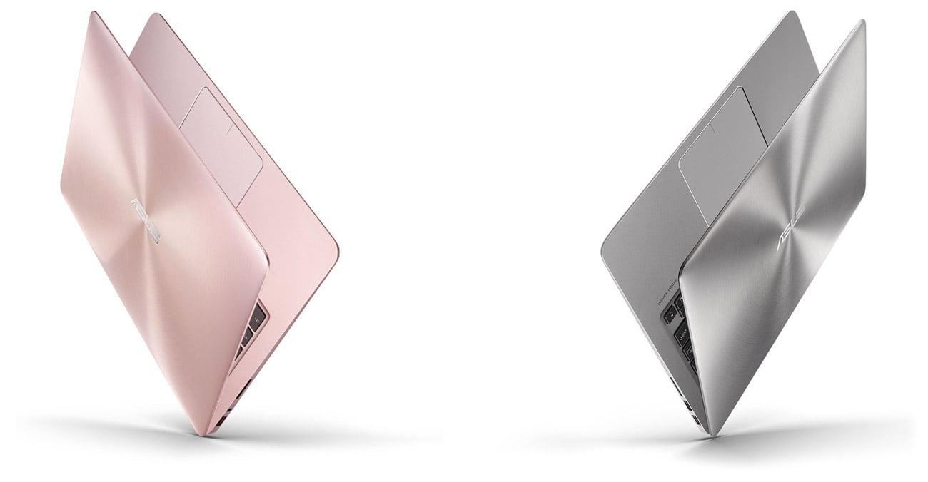 Laptop ASUS ZenBook UX410UA ultrasmykłu elegancki aluminiowa obudowa