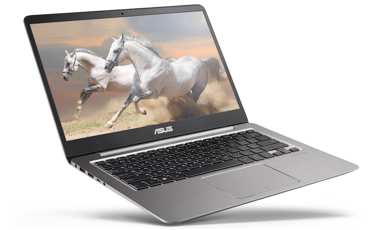 ASUS ZenBook UX410UAukład graficzny Intel HD Graphics