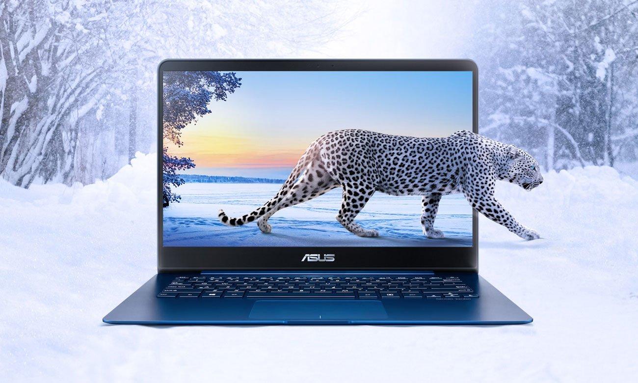 Laptop ASUS ZenBook UX430UQ procesor intel core i7 siódmej generacji