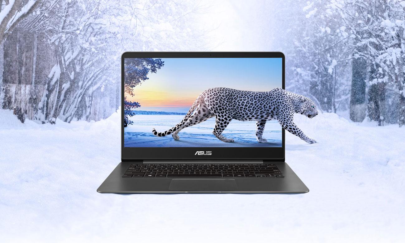 Laptop ASUS ZenBook UX430UQ procesor intel core i5 siódmej generacji