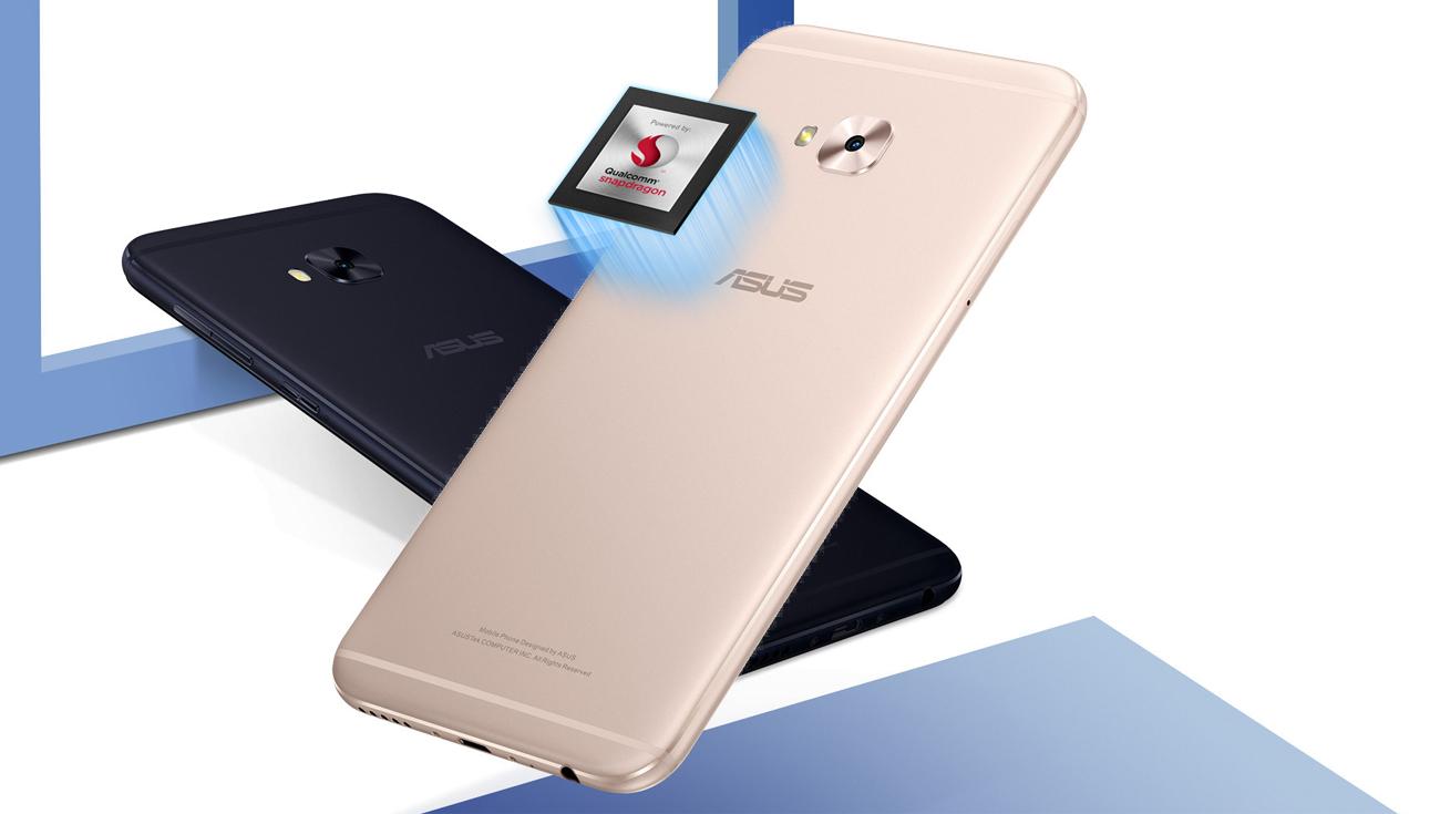 ASUS Zenfone 4 Selfie Pro ośmiordzeniowy procesor snapdragon 625