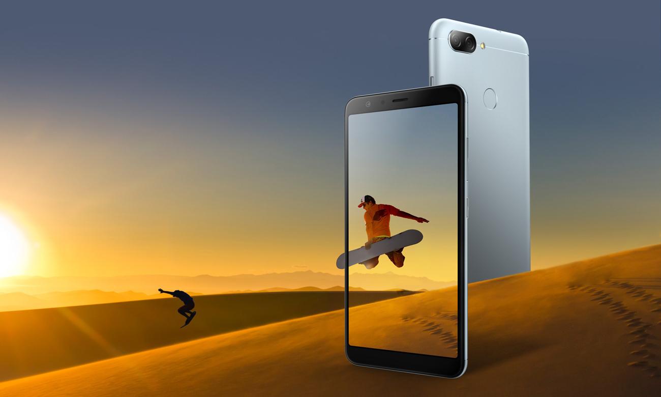 ASUS Zenfone Max Plus pixelmaster 16 mpix