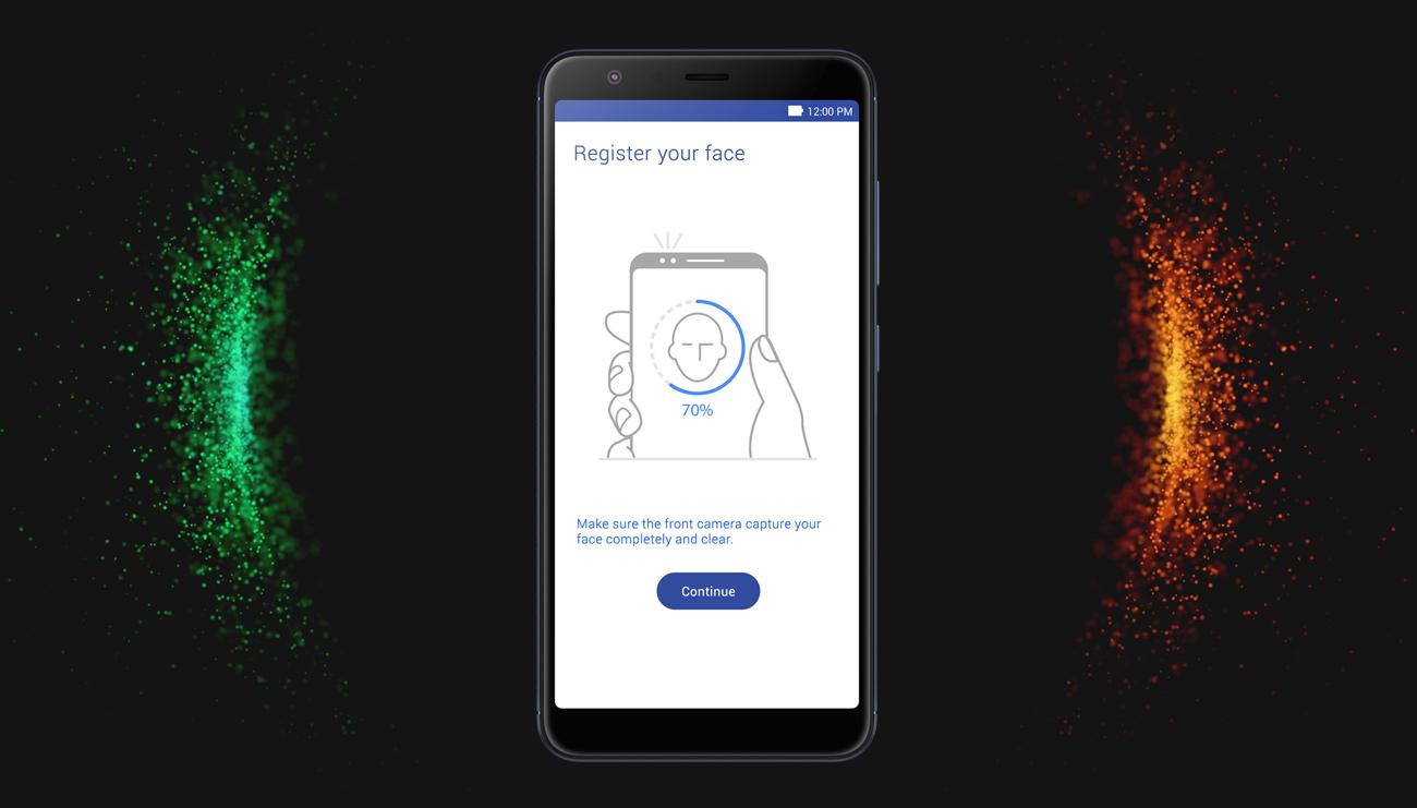 ASUS Zenfone Max Plus nowy Zen UI android 7