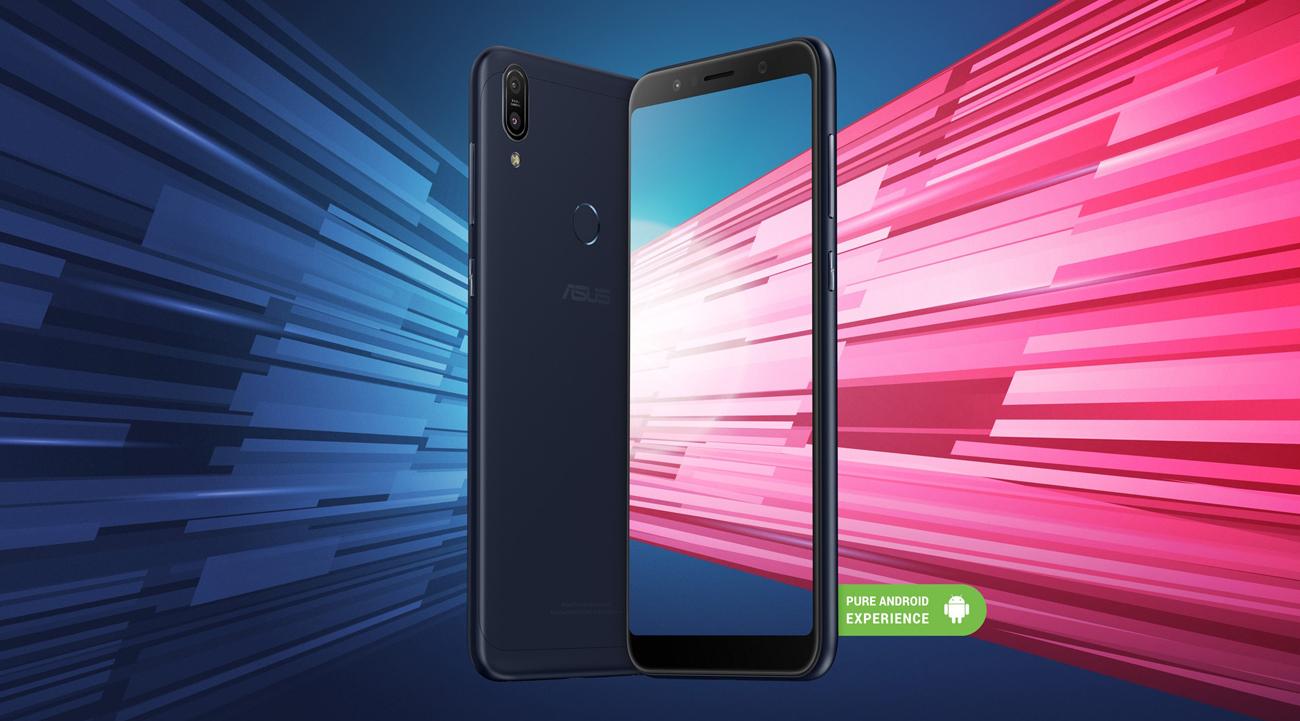ZenFone Max Pro ZB602KL piękny i wydajny