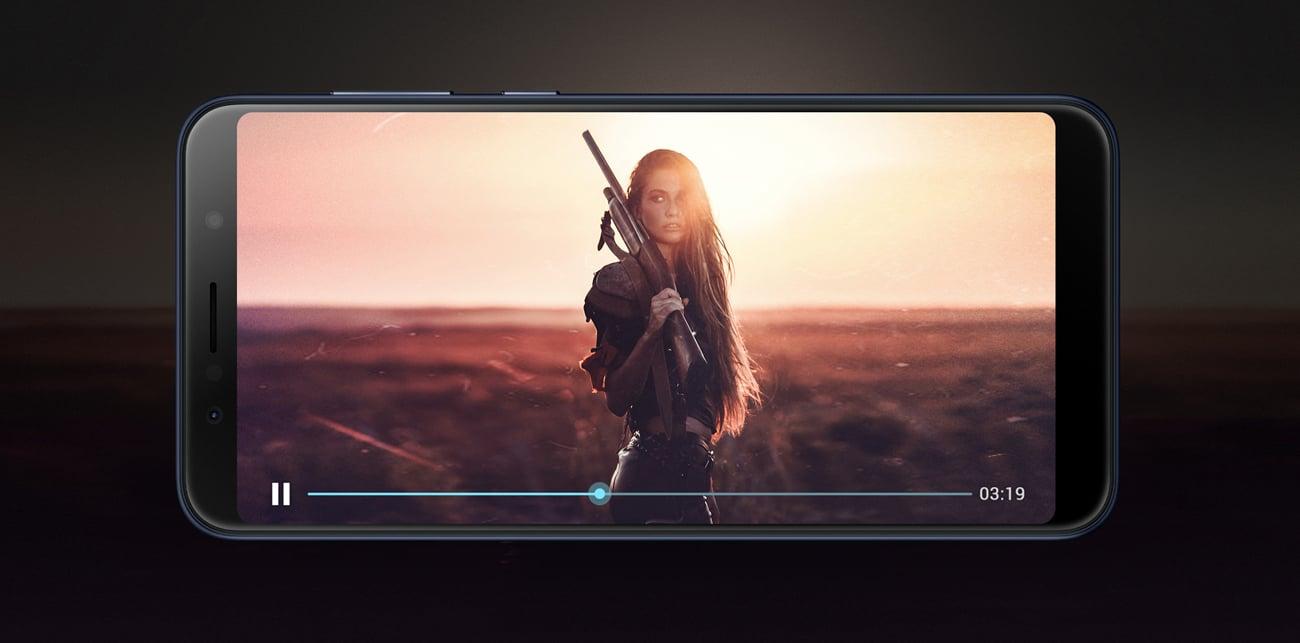 ZenFone Max Pro ZB602KL ekran 6 full hd+ ips