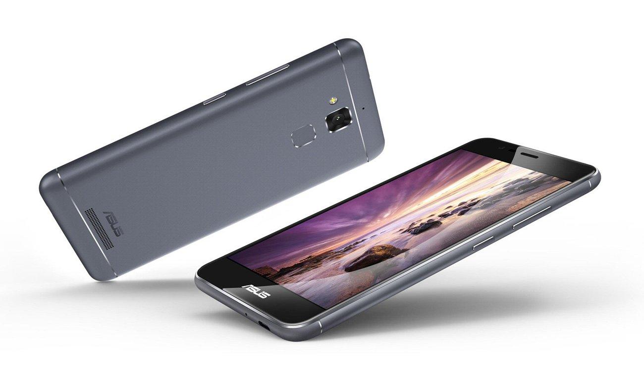 ASUS Zenfone 3 Max ZC520TL design szkło 2.5D