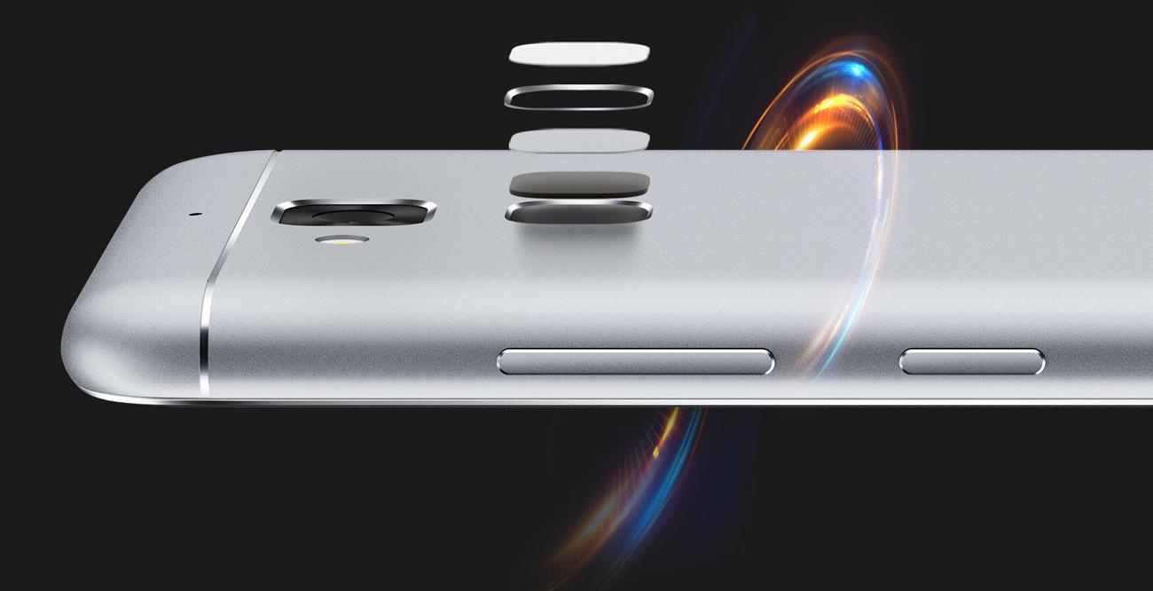 ASUS Zenfone 3 Max ZC520TL czytnik linii papilarnych