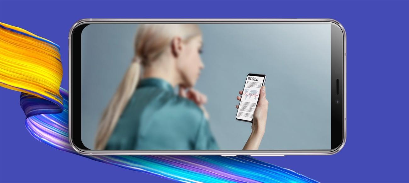 ZenFone 5 ośmiordzeniowy procesor snapdragon 636 AI