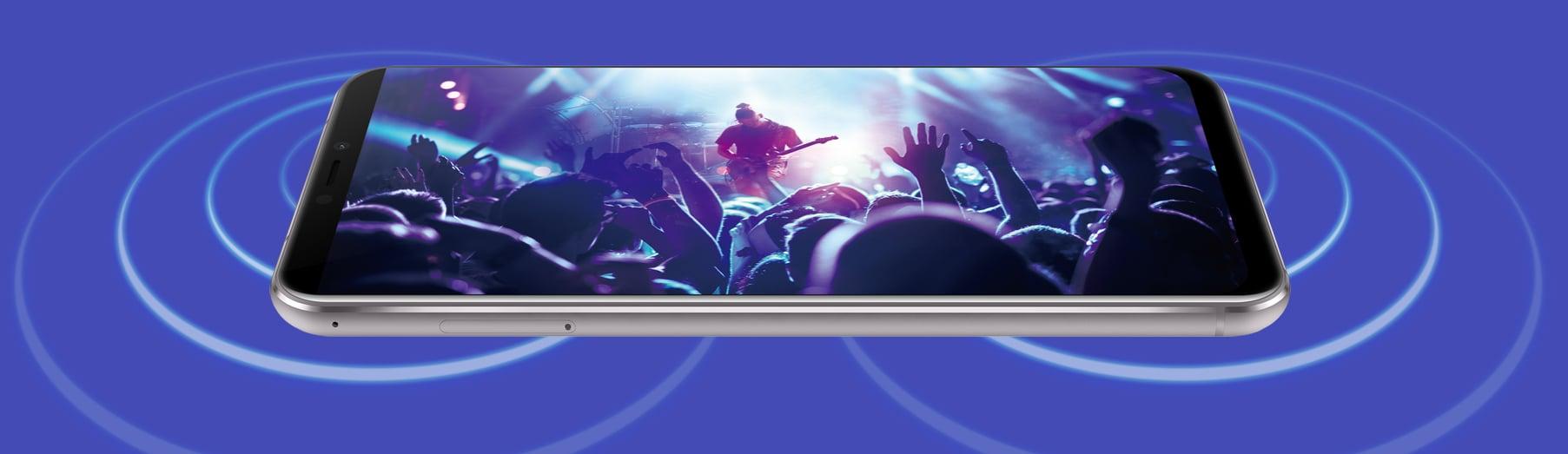 ZenFone 5 dźwięk 7.1 DTS