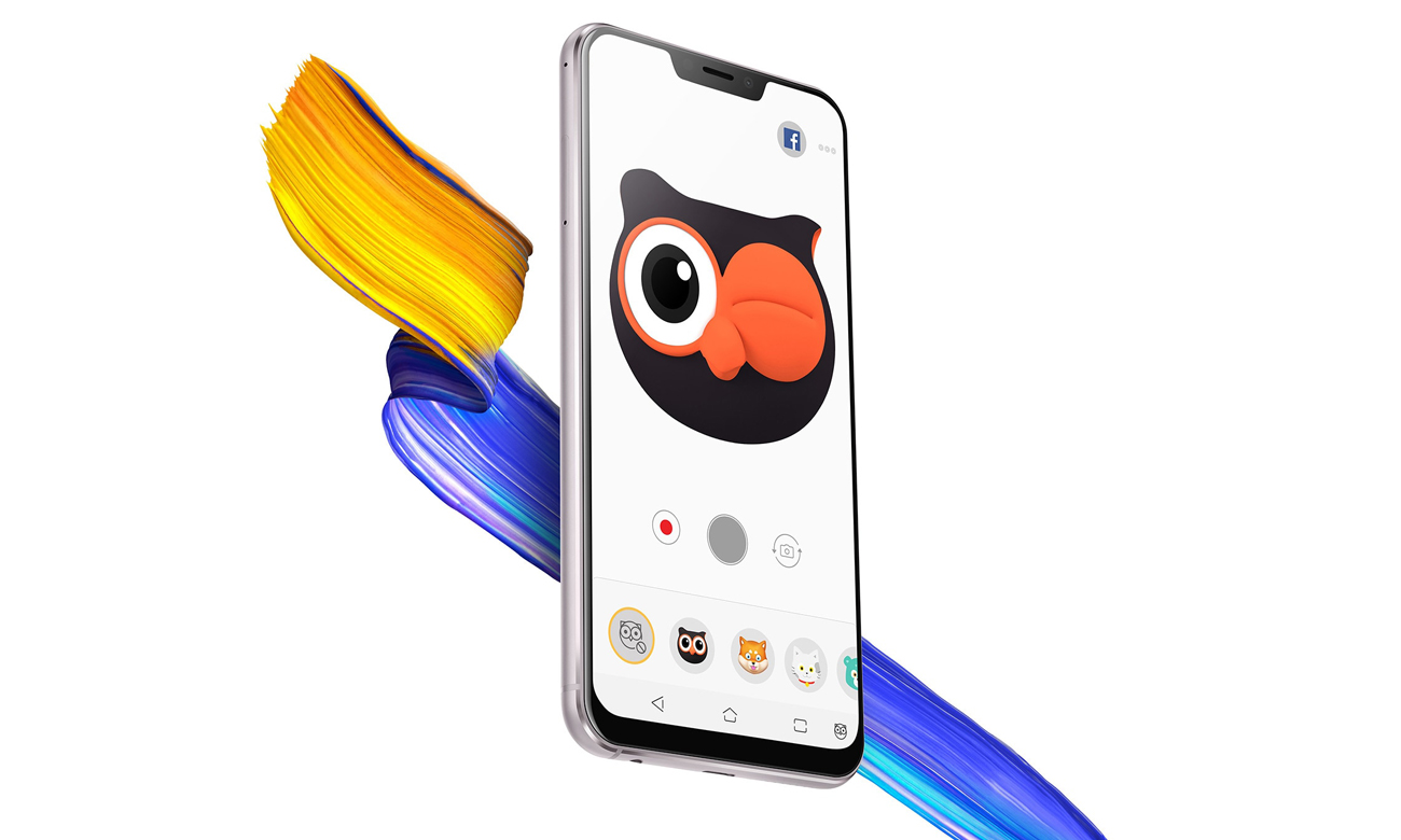 ZenFone 5 animoji