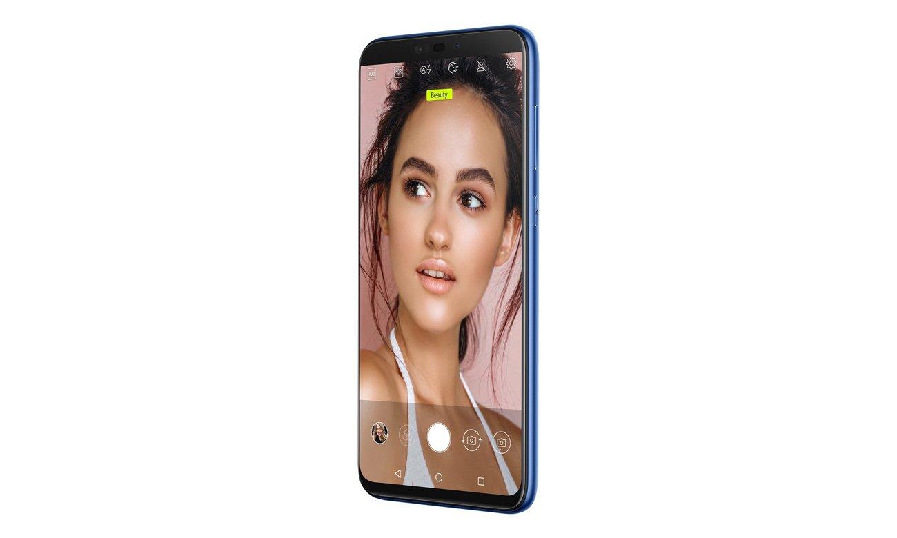 ZenFone Max M2 podwójny aparat stabilizacja AI