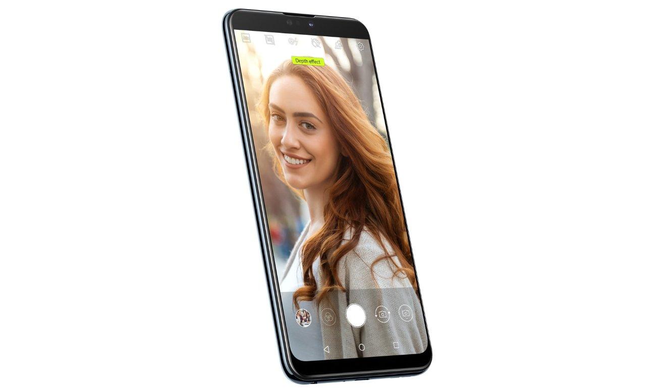 ZenFone Max M2 Pro autoportrety selfie AI