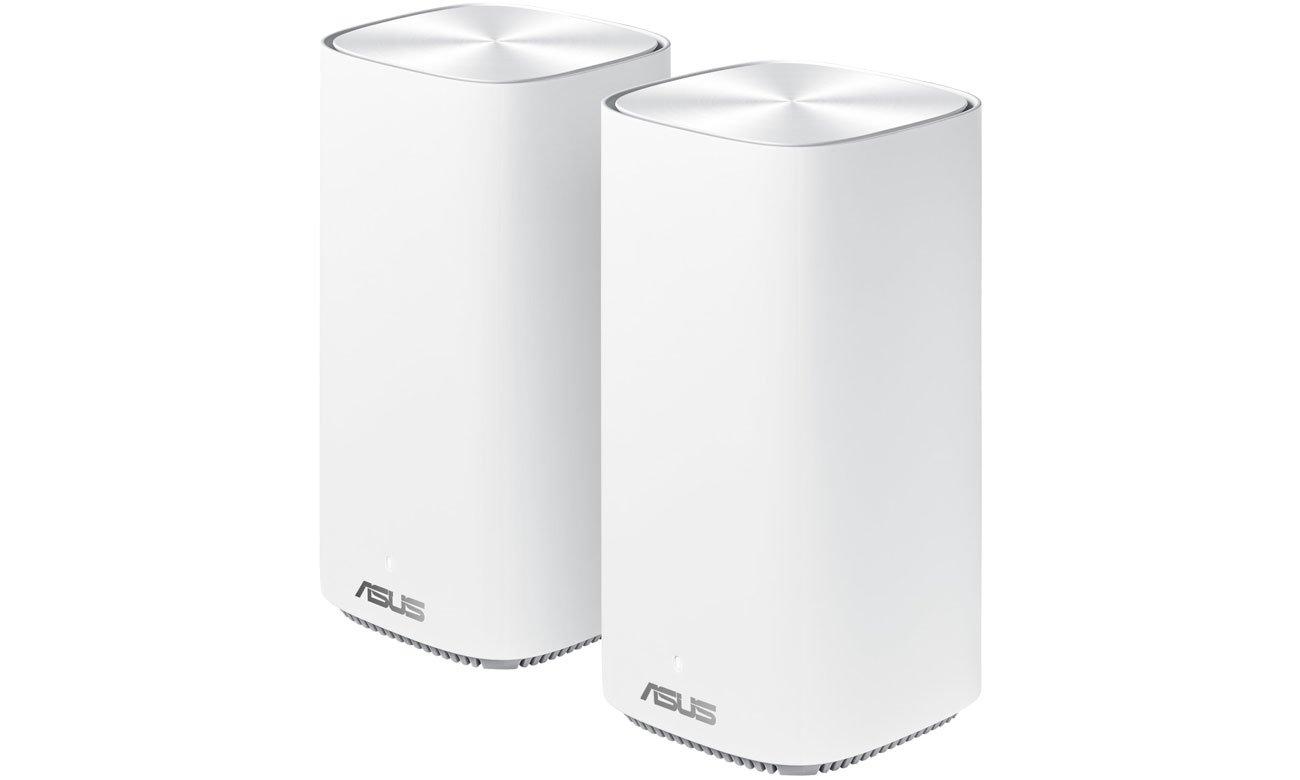 System Mesh Wi-Fi ASUS ZenWiFi AC CD6 MESH (1500Mb/s a/b/g/n/ac) 2xAP