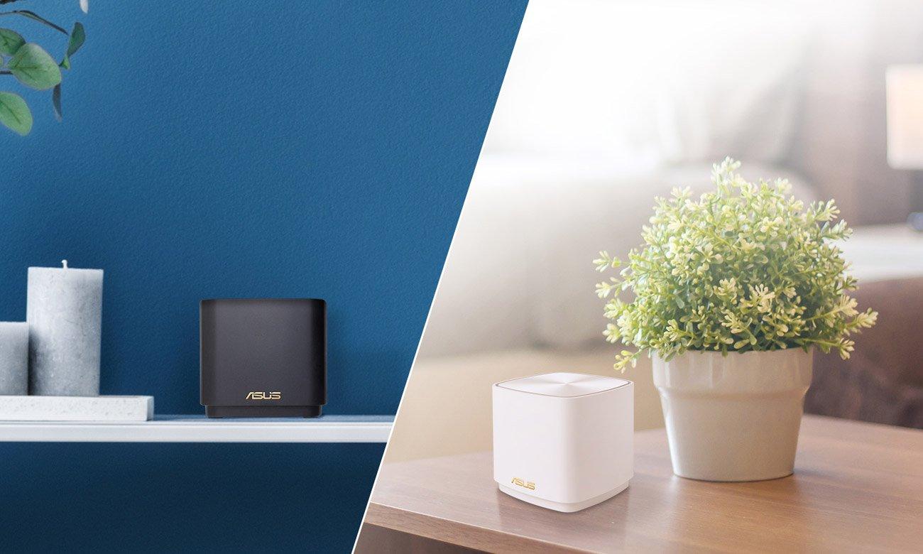 System Mesh Wi-Fi ASUS ZenWiFi AX Mini biały