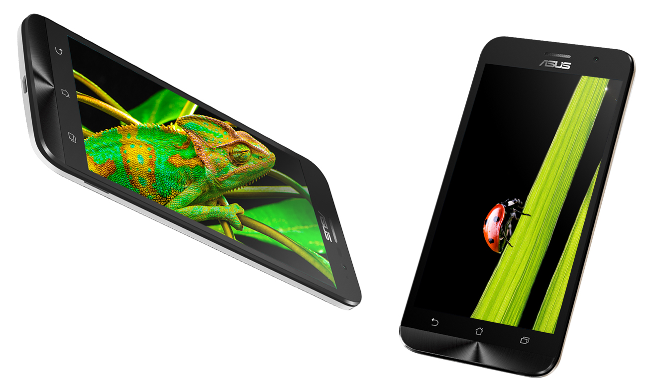 ZenFone Go ZB500KG ekran truvivid