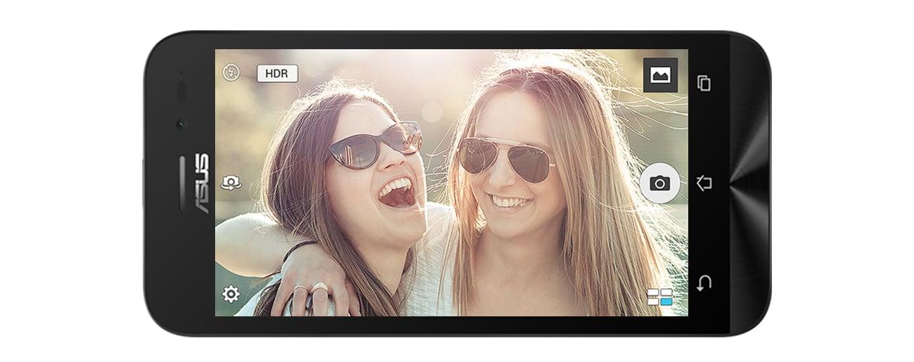 ZenFone Go ZB500KG tryb hdr