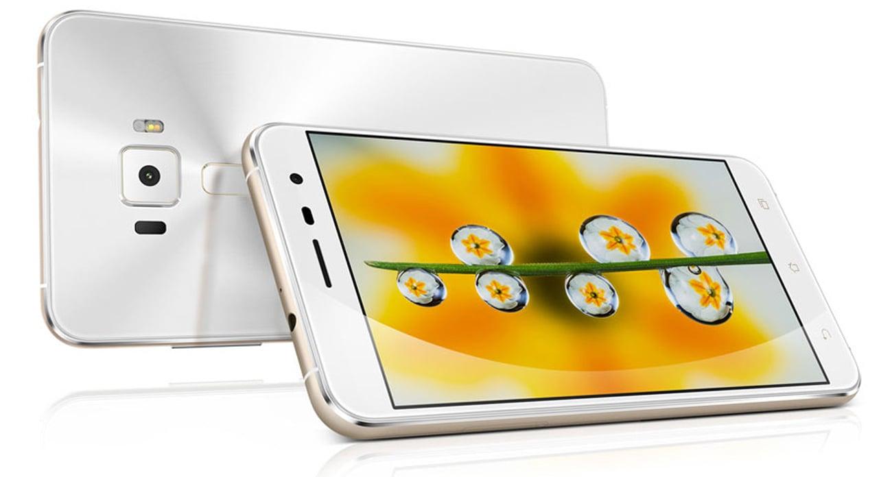 ASUS ZenFone 3 aparat pixelmaster 3.0 16 mpix sony imx298 obiektyw largan ois eis