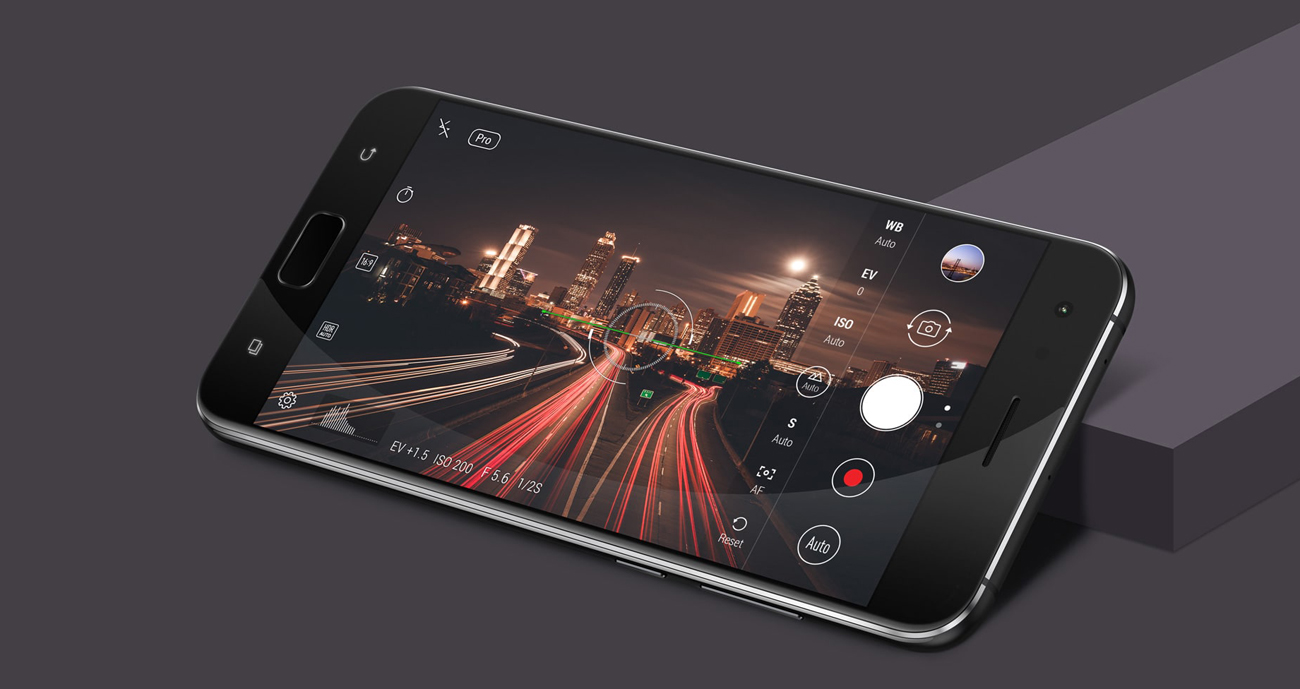 ASUS ZenFone 4 Pro ZS551KL superpixel ois f/1.7 Spectra