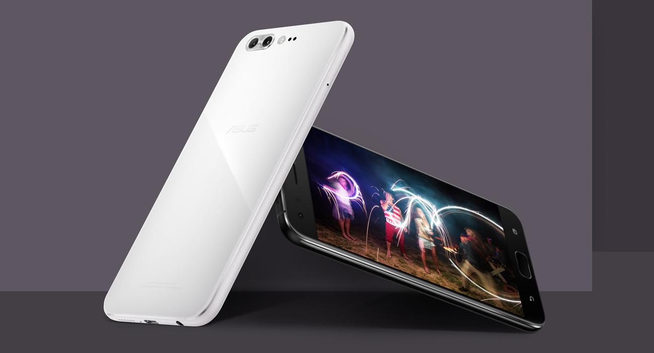ASUS ZenFone 4 Pro ZS551KL aparat 16 + 12 mpix sony imx362