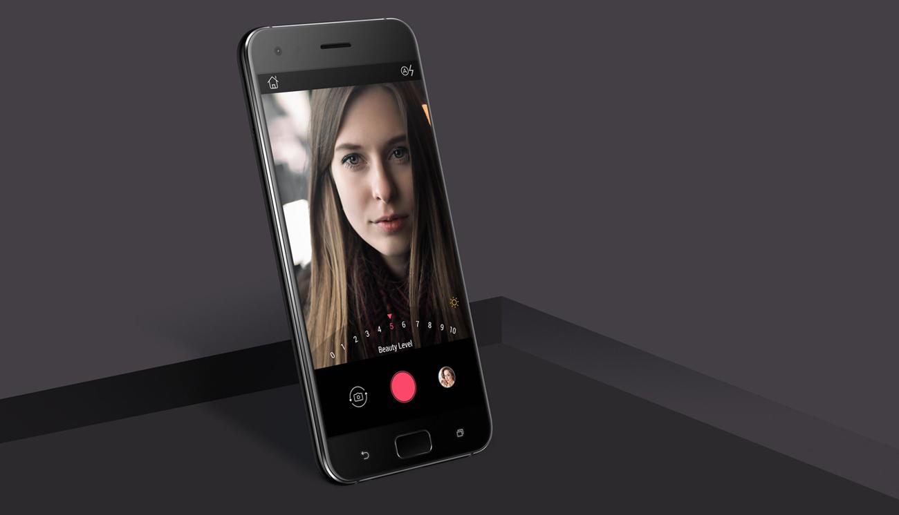 ASUS ZenFone 4 Pro ZS551KL selfie SNY IMX319 EIS