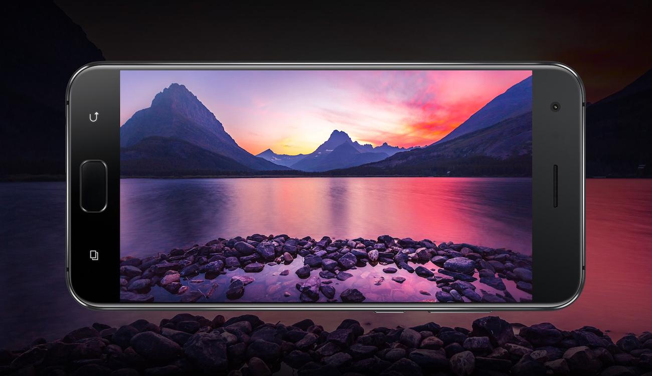 ASUS ZenFone 4 Pro ZS551KL ekran full HD AMOLED