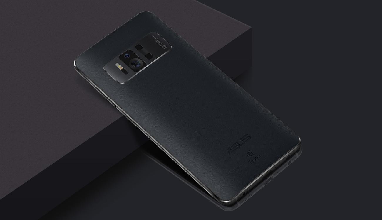 Zenfone AR ZS571KL smukła metalowa konstrukcja