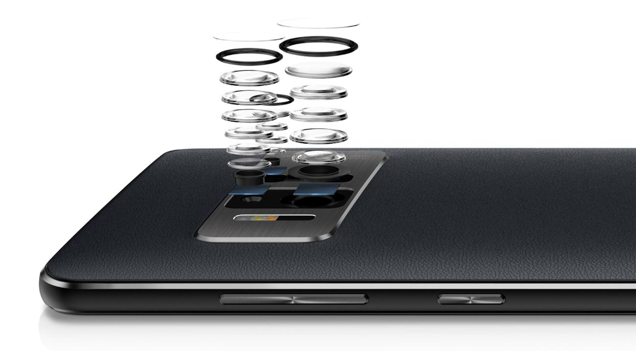 Zenfone AR ZS571KL trzy aparaty główne TriCam