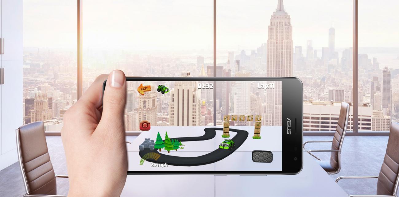 Zenfone AR ZS571KL rozgrywaka z rzeczywistością wirtualną