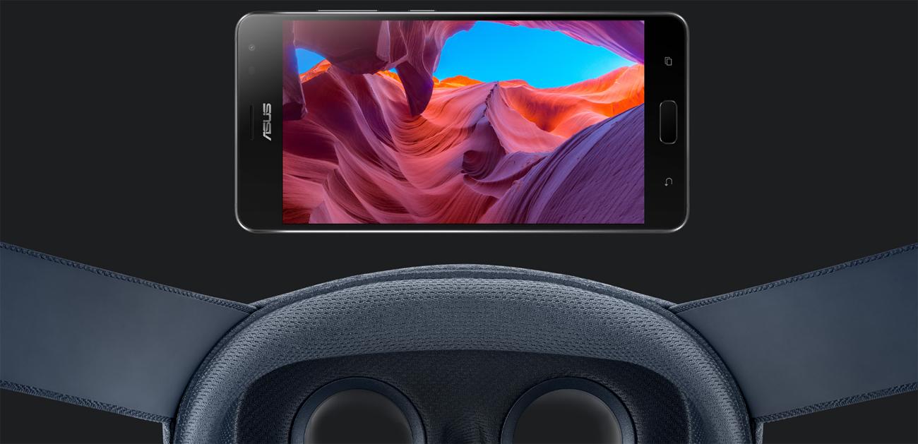 Zenfone AR ZS571KL środowisko VR Daydream