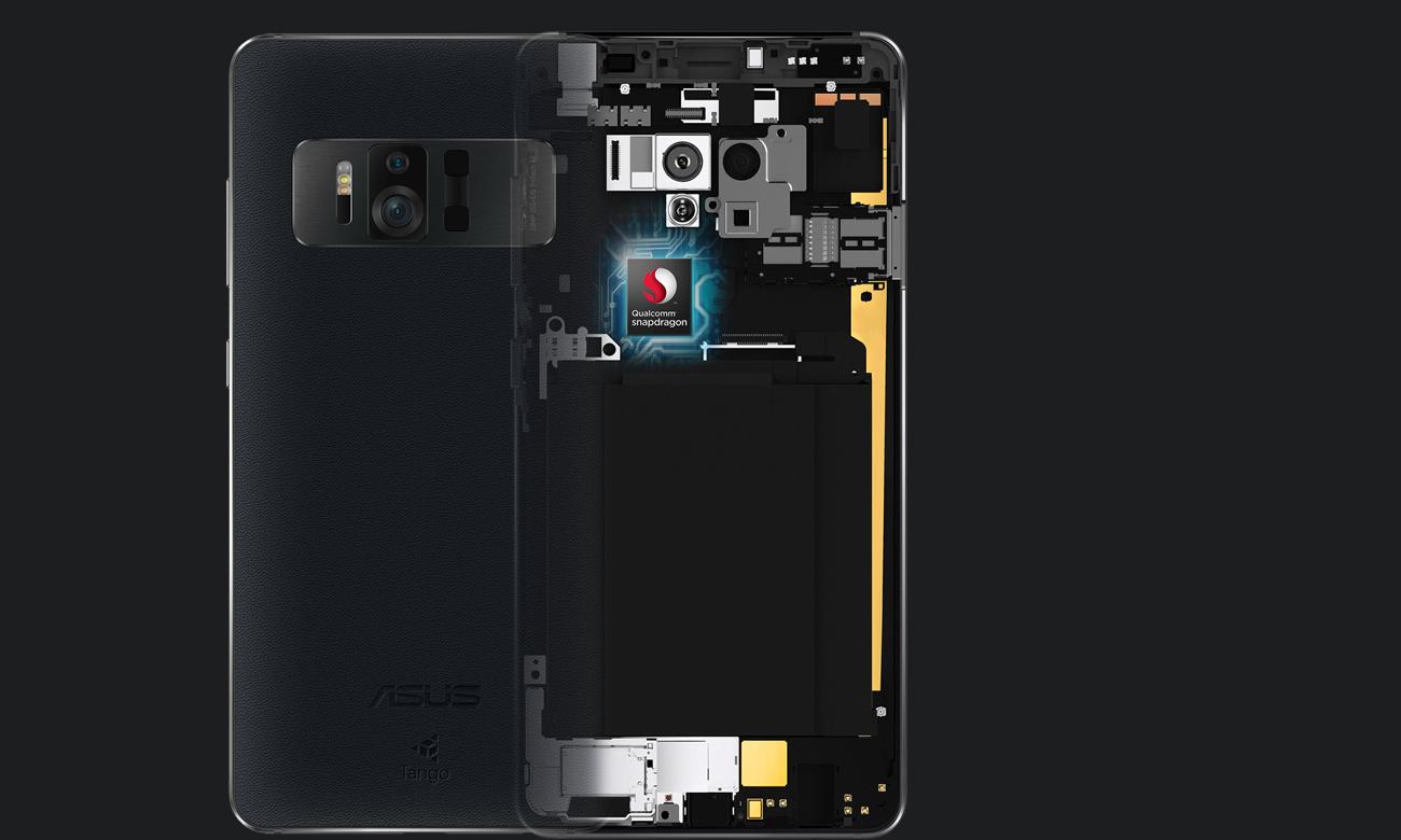Zenfone AR ZS571KL czterordzeniowy procesor Snapdragon 821