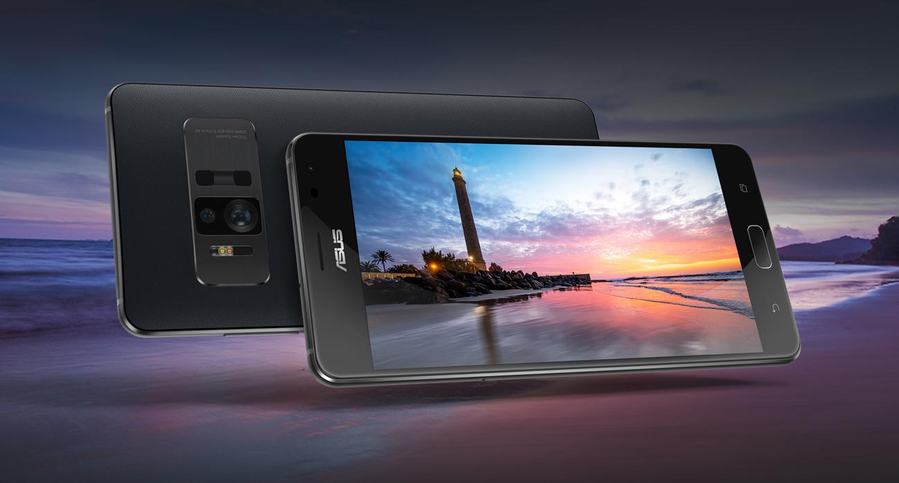 Zenfone AR ZS571KL algorytm Pixelmaster 3.0