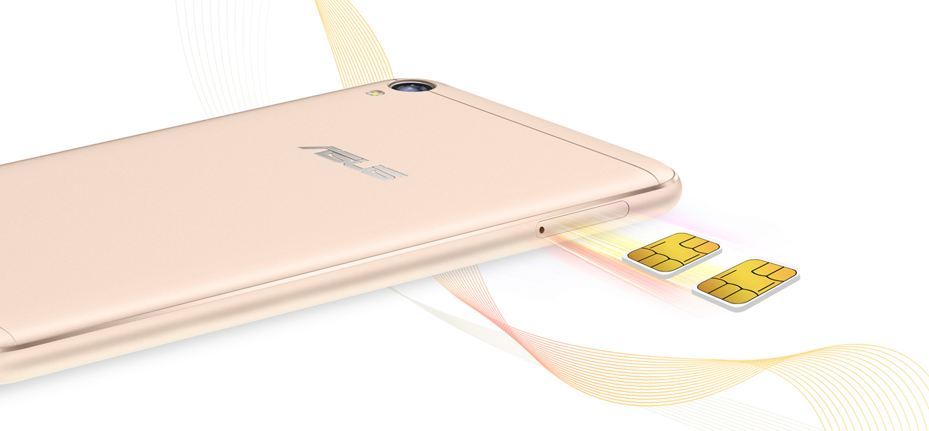 Zenfone Live ZB501KL dual sim