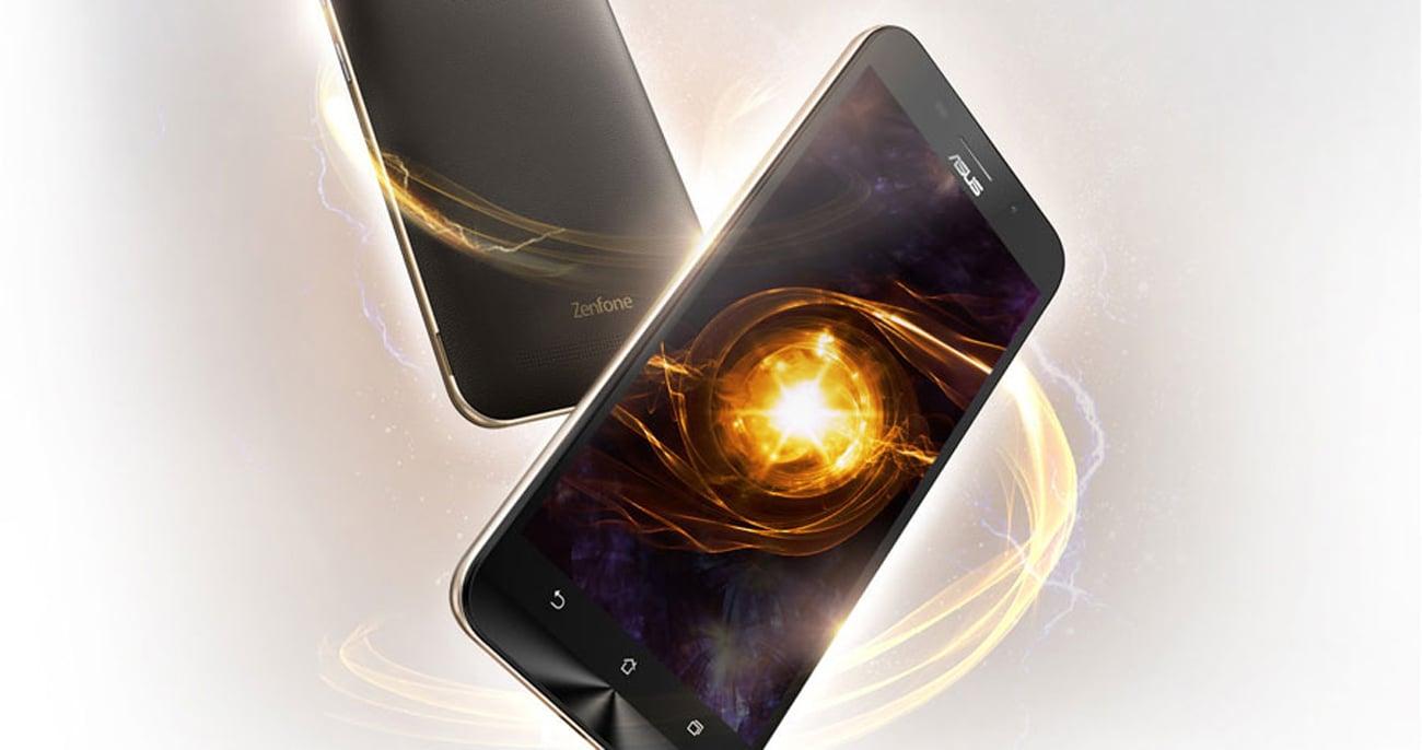 Asus Zenfone Max pojemna bateria 5000 mAh