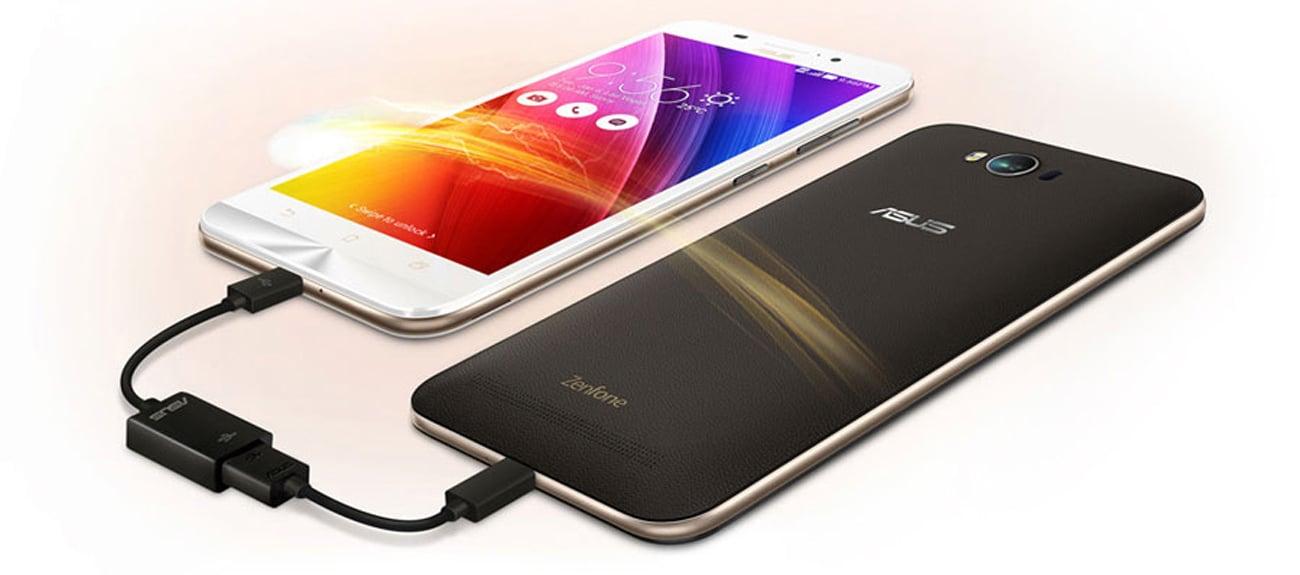 Asus Zenfone Max funkcja powerbank