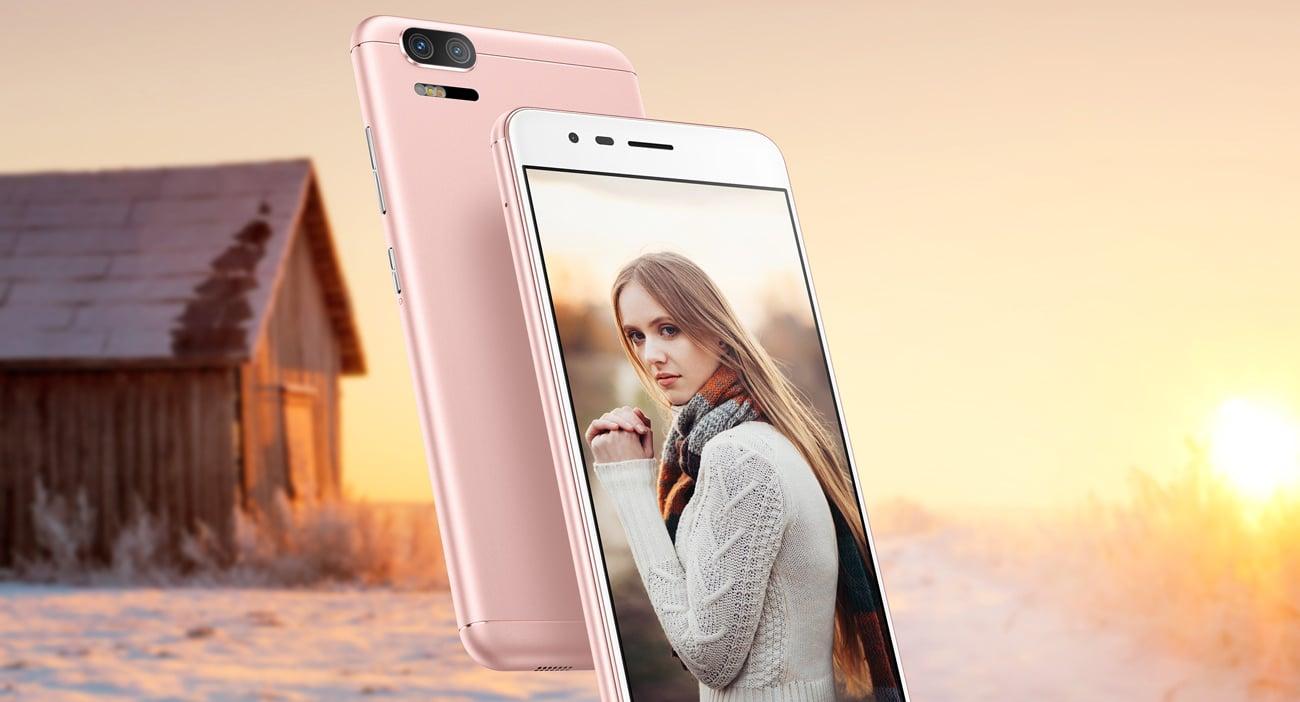 ASUS ZenFone Zoom S ZE553KL bokeh tryb portretowy