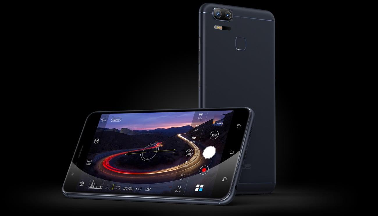 ASUS ZenFone Zoom S ZE553KL tryb manualny
