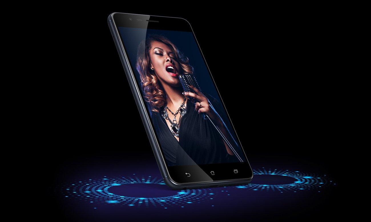 ASUS ZenFone Zoom S ZE553KL 5-magnesowy głosnik DTS 7.1