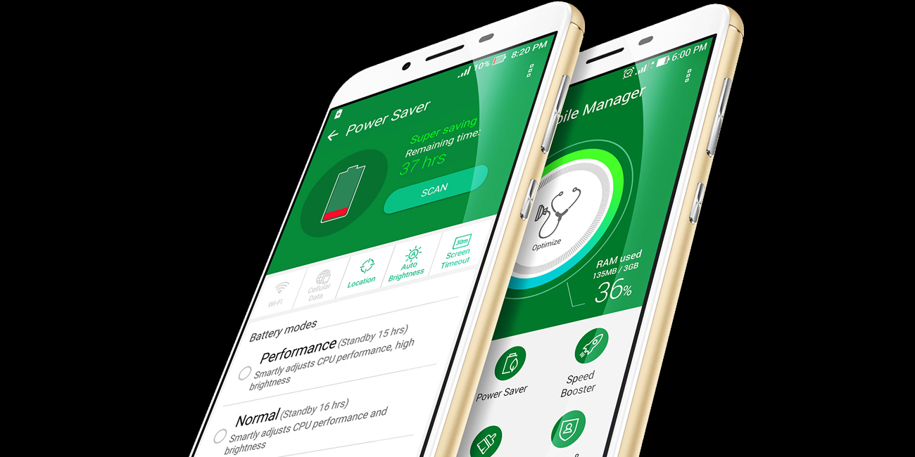 ASUS Zenfone 3 Max Laser ZC553KL super saving mode