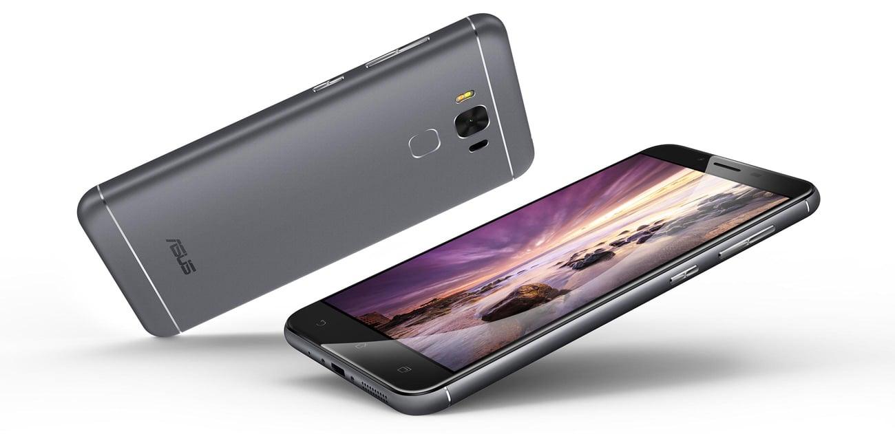 ASUS Zenfone 3 Max Laser ZC553KL design szkło 2.5D